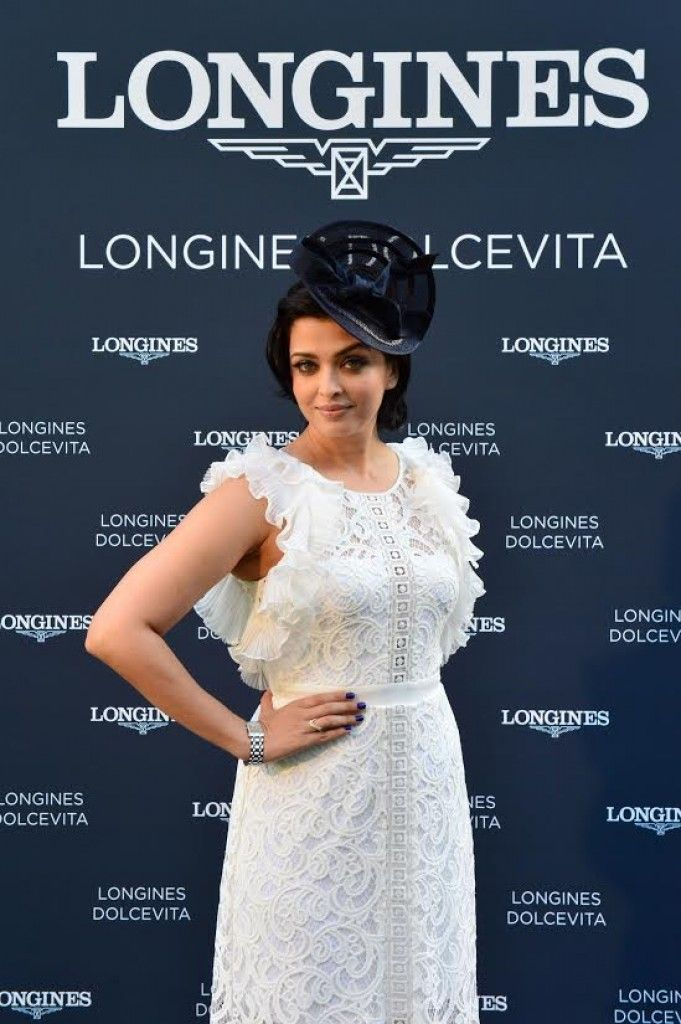 Aishwarya Rai at Longines DolceVita Garden Party