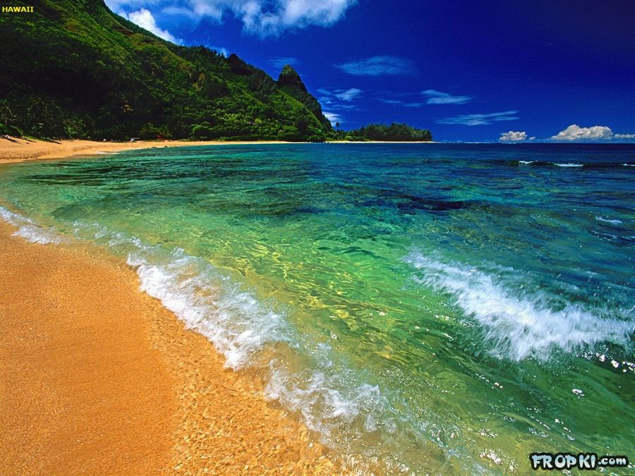 Most Amazing Beaches of America