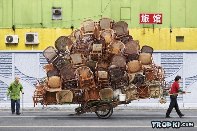 Chinese Transport Skills