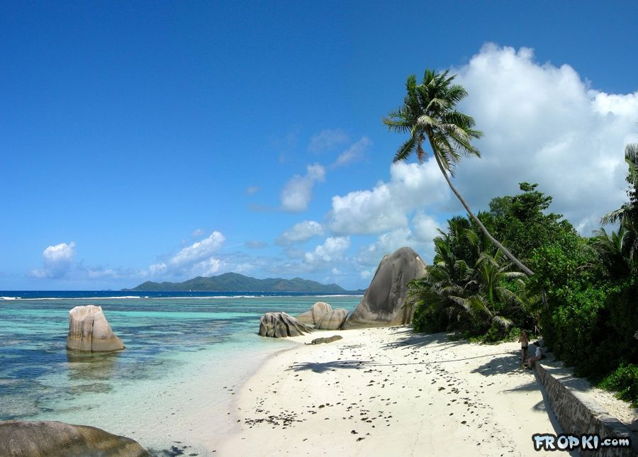 The Heavenly Beaches of Seychelles