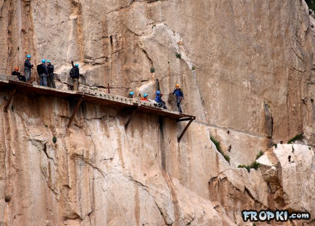 The Most Dangerous Hiking trail on earth