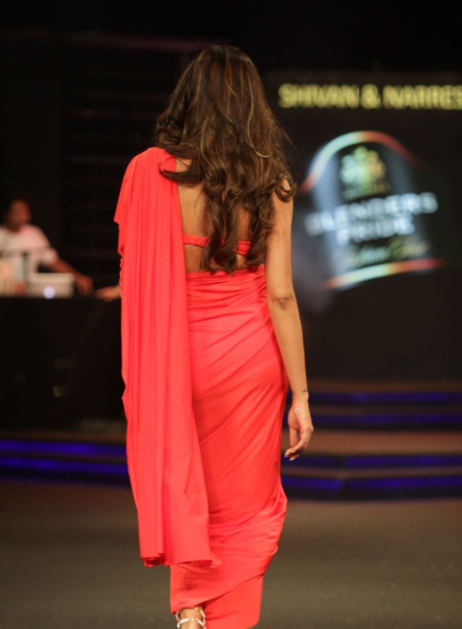 Sushmita Sen Ramp Walk Photos at BPFT 2014