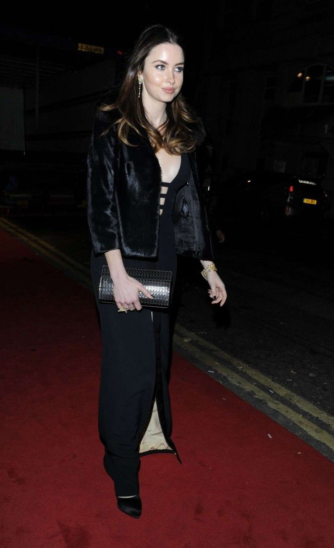 Emma Miller: 2014 British Fashion Awards