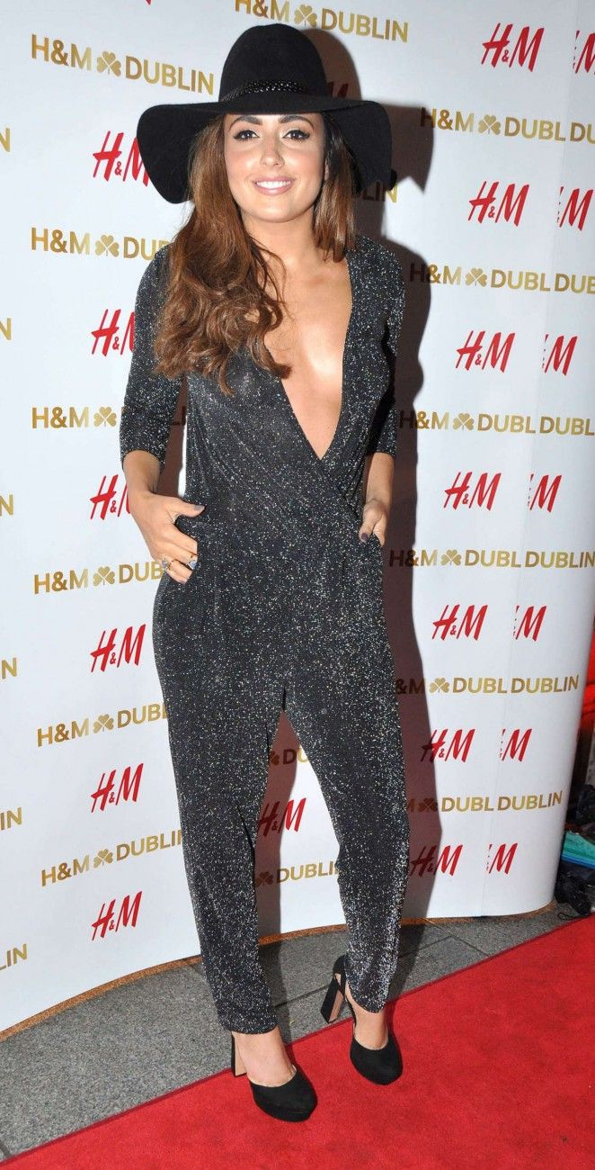 Nadia Forde H&M Launch in Dublin