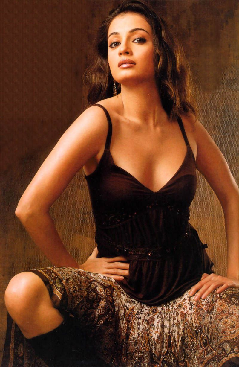 Dia Mirza Spicy photos
