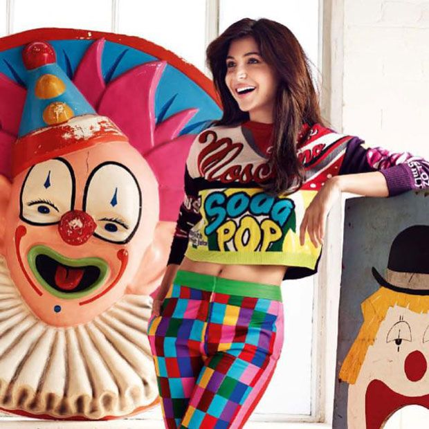 Anushka Sharma Photoshoot For VOGUE