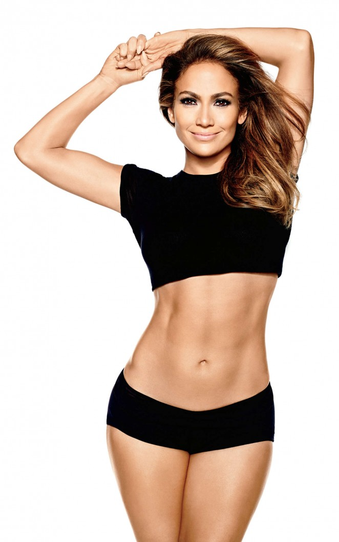 Jennifer Lopez Bodylab & Endless Campaigns
