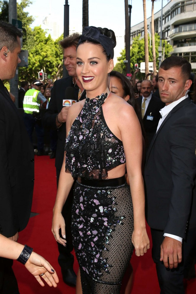 Katy Perry's 28th ARIA Awards Outfit