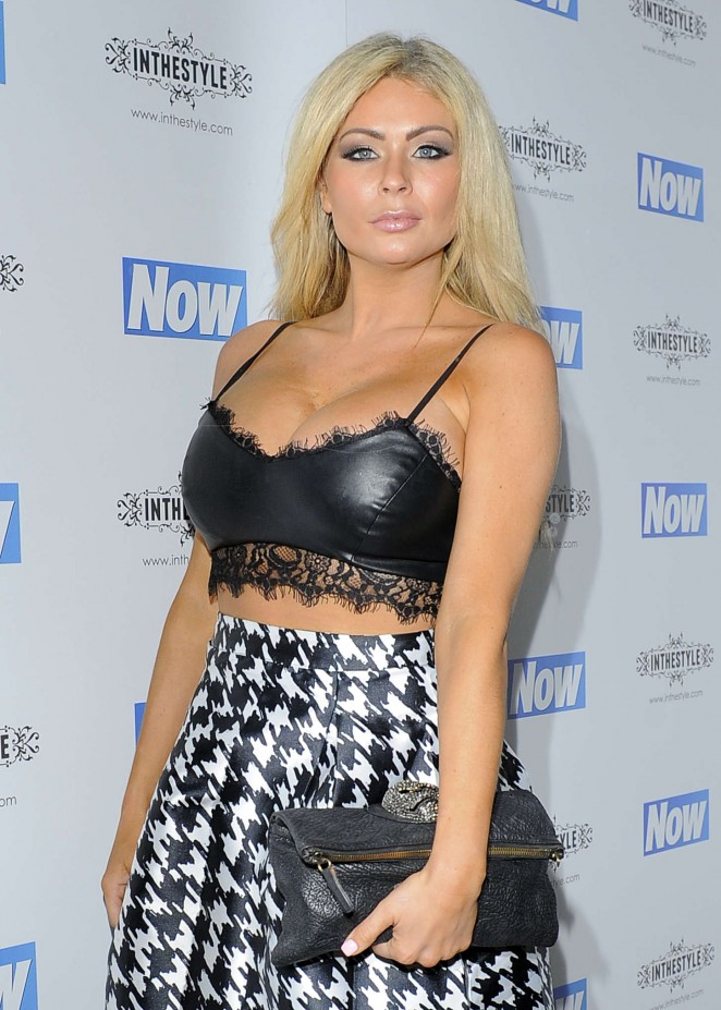 London Page 3 >> Nicola Mclean Now Christmas Party In London Page 3