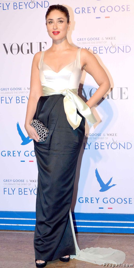 Kareena Kapoor At Grey Goose Fly Beyond Awards