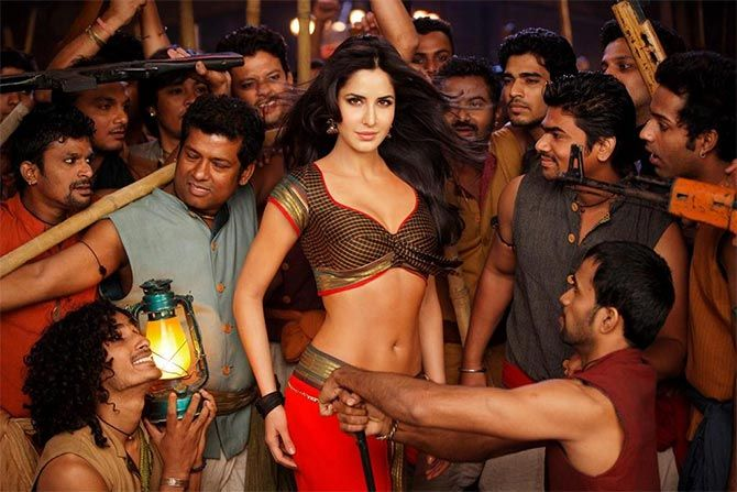 PICK Katrina's look for Madame Tussauds