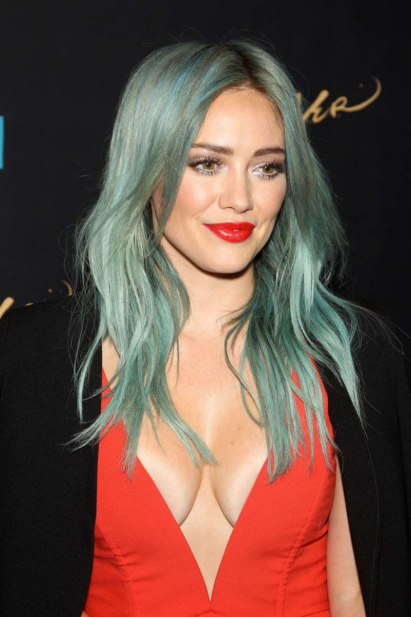 """Hilary Duff - """"Younger"""" Premiere in NYC"""