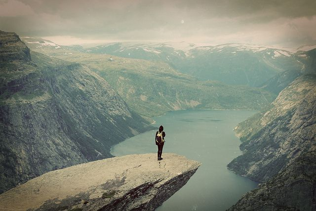 13 Places On Earth People Risk Their Lives To Visit
