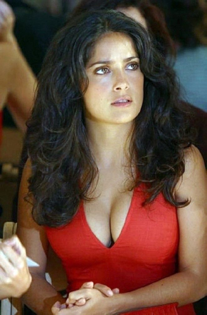 Salma Hayek is No Stranger to Fashion