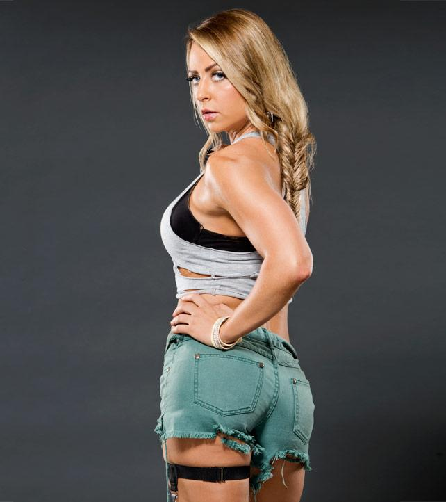 WWE's Marine Themed Photoshoot 2015