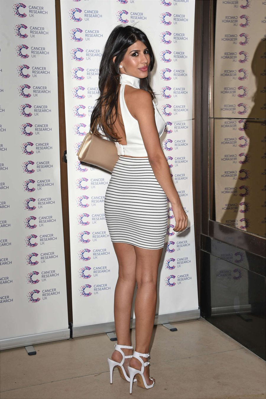 Jasmin Walia - Marathon Cancer Fundraising Event