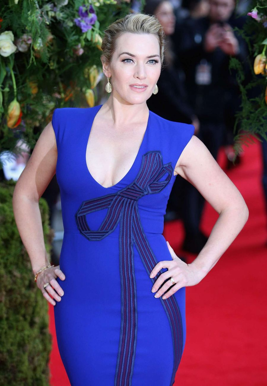 Causing A Little Chaos! Kate Winslet steals the show