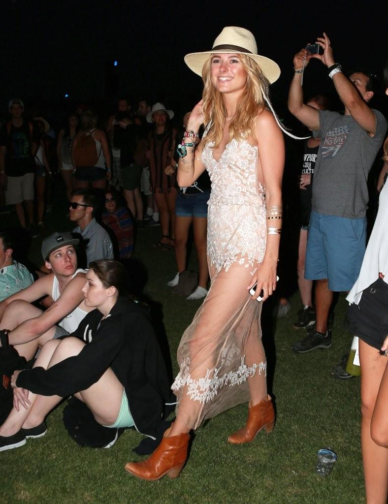 Kimberley Garner - Coachella Valley Music and Arts Festival