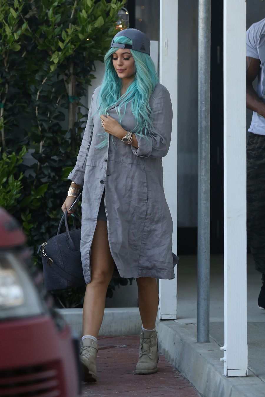 Kylie Jenner at Mr. Chow in Beverly Hills