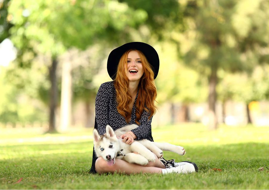 Bella Thorne by Sara Jaye Weiss Photoshoot in LA