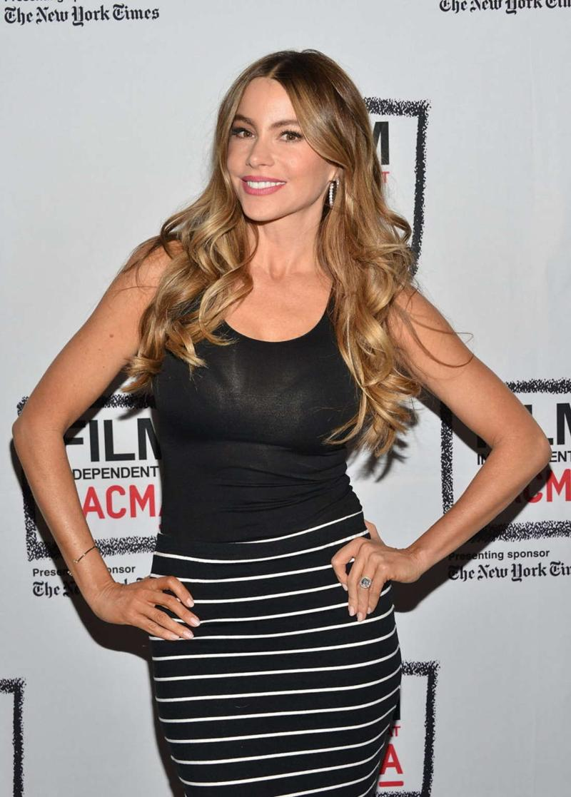 Sofia Vergara Major League Live Reading