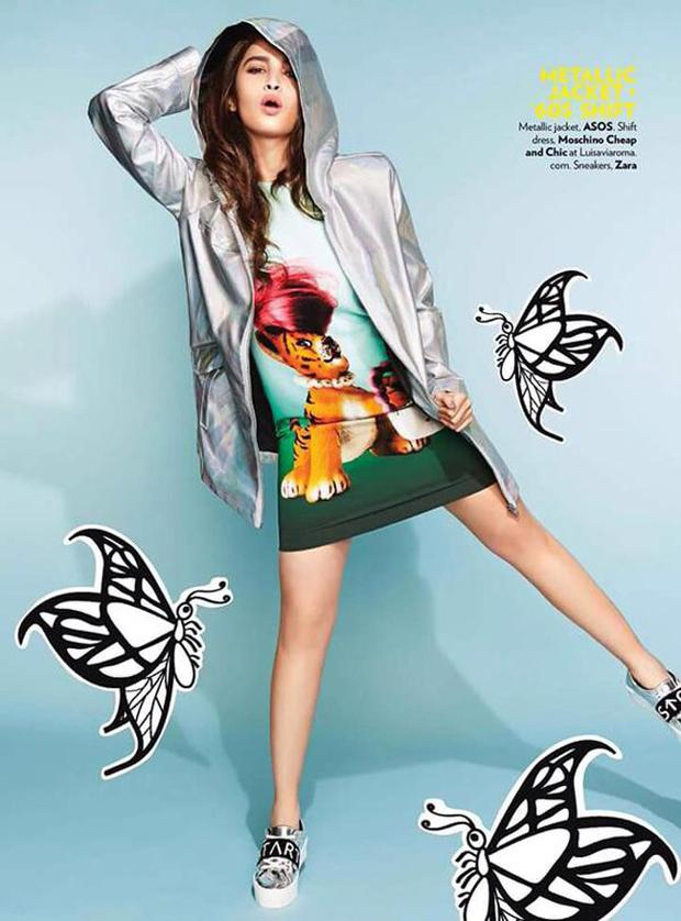 Alia Bhatt's Magnetic Photoshoot For Miss Vogue India