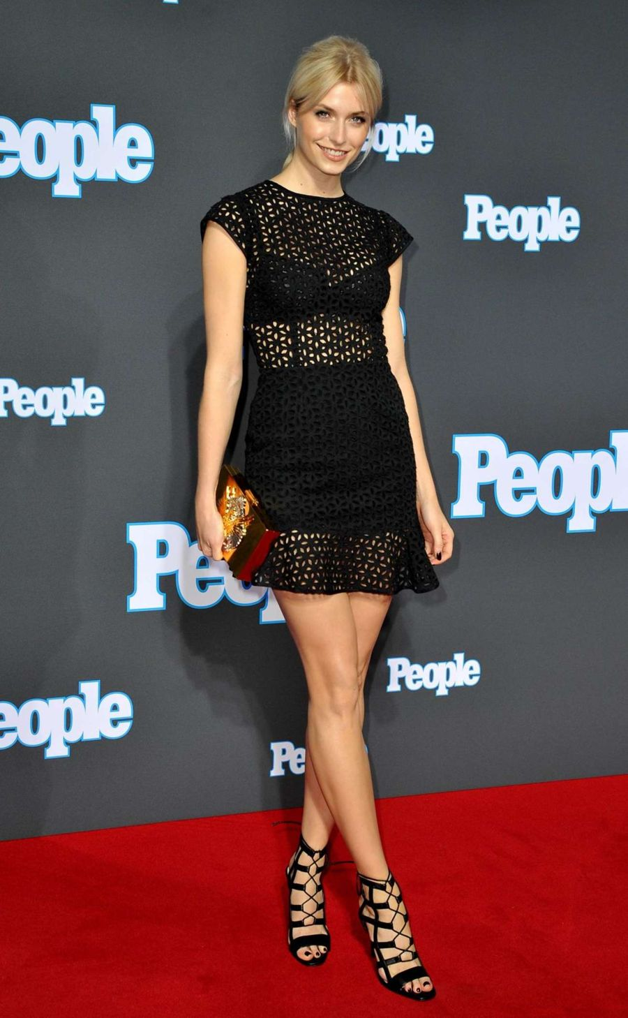 Lena Gercke People Magazine Launch Party In Berlin Page