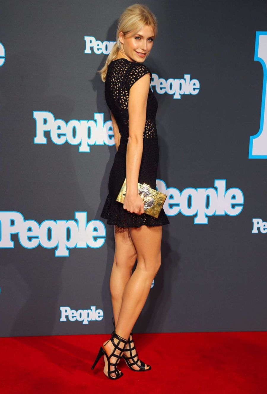 Lena Gercke - People Magazine Launch Party in Berlin