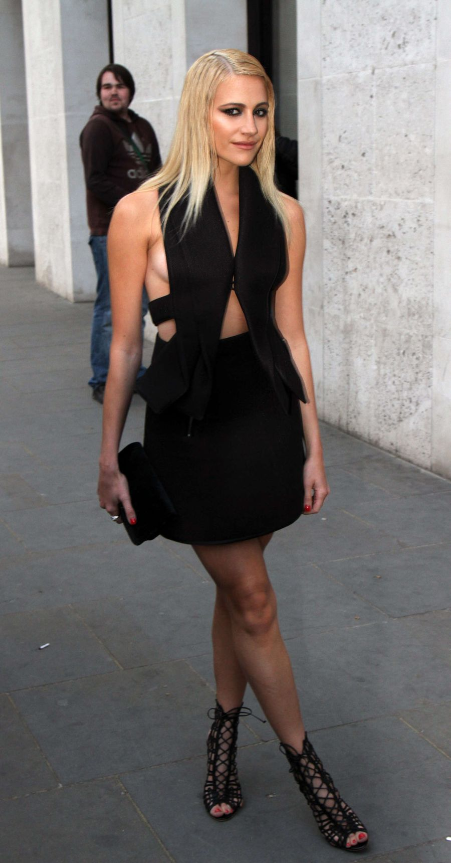 Pixie Lott - Notion Magazine Preview Party Dinner