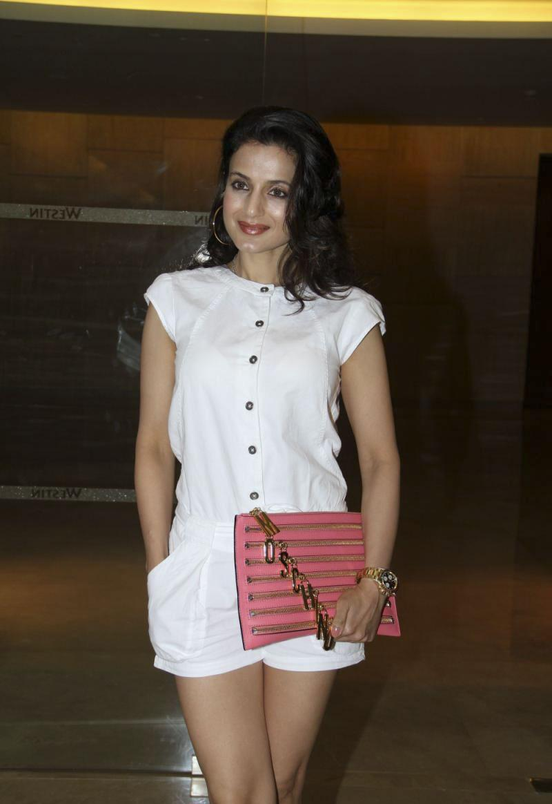 Ameesha Patel at Luxury Comfort Mattress Launch