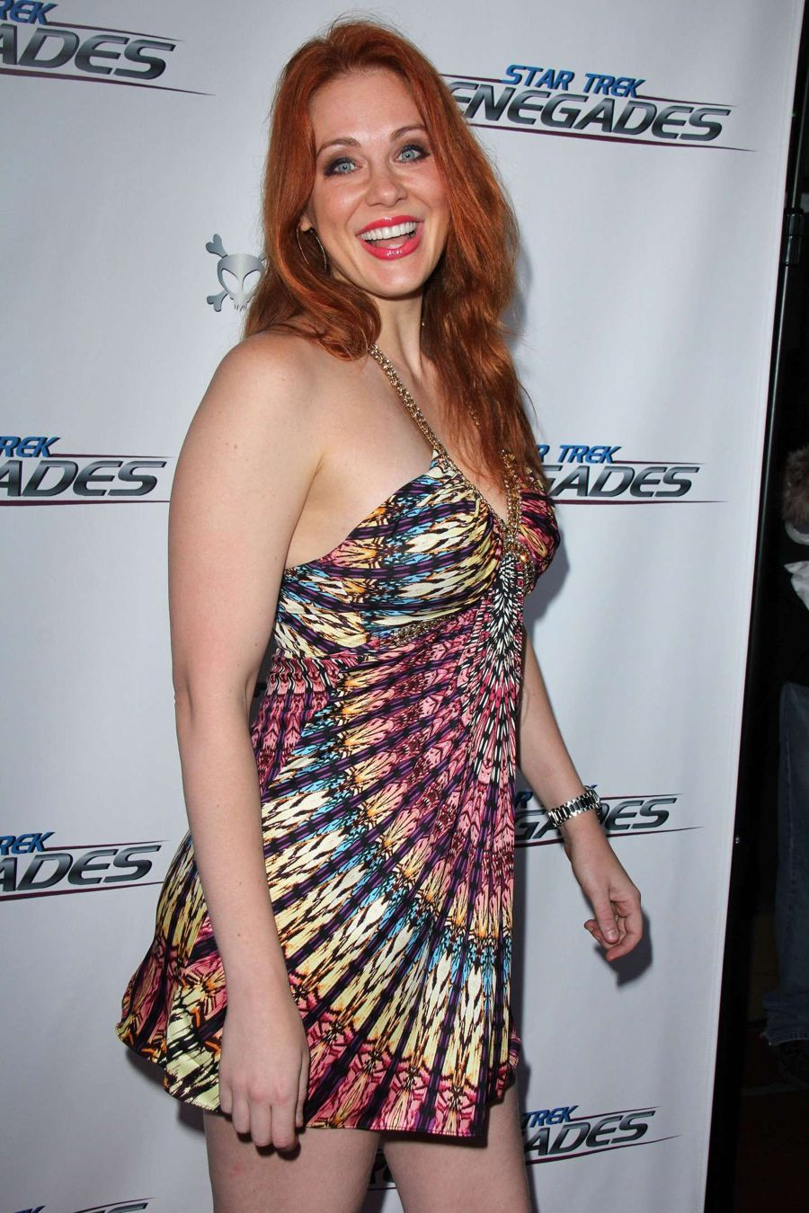 Maitland Ward - 'Star Trek Renegades' Premiere in Westwood