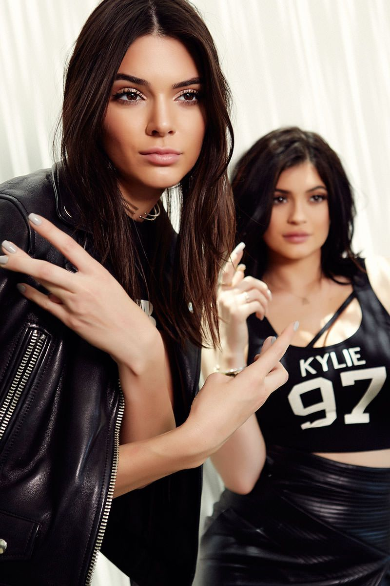 Kendall and Kylie Jenner - Clothing Line 2015