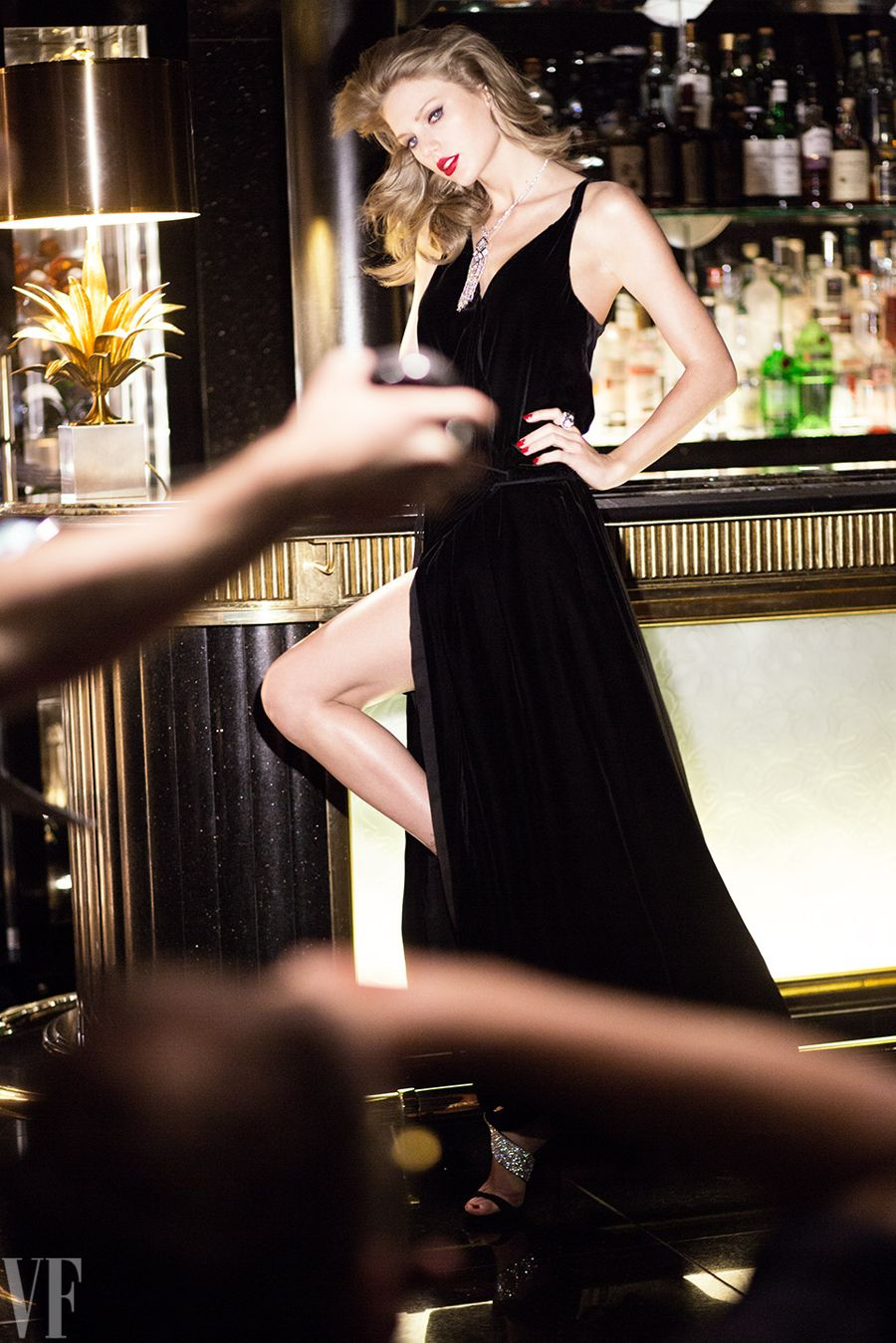 Taylor Swift - Vanity Fair Magazine (September 2015)