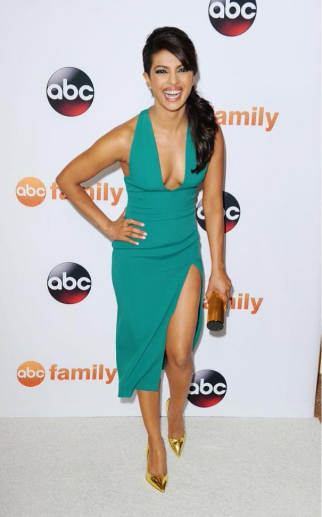 Priyanka Chopra at TCA Quantico 2015 Summer Tour