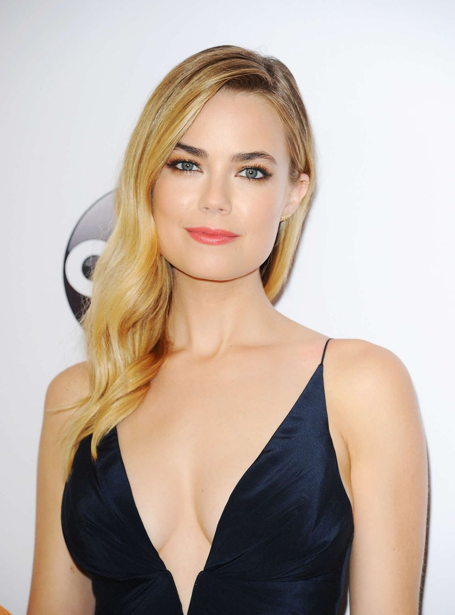 Rebecca Rittenhouse - Disney ABC 2015 Summer Press Tour