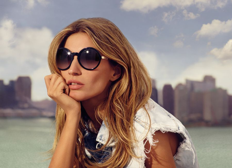 Gisele Bundchen by Nino Munoz for Colcci (Summer 2016)