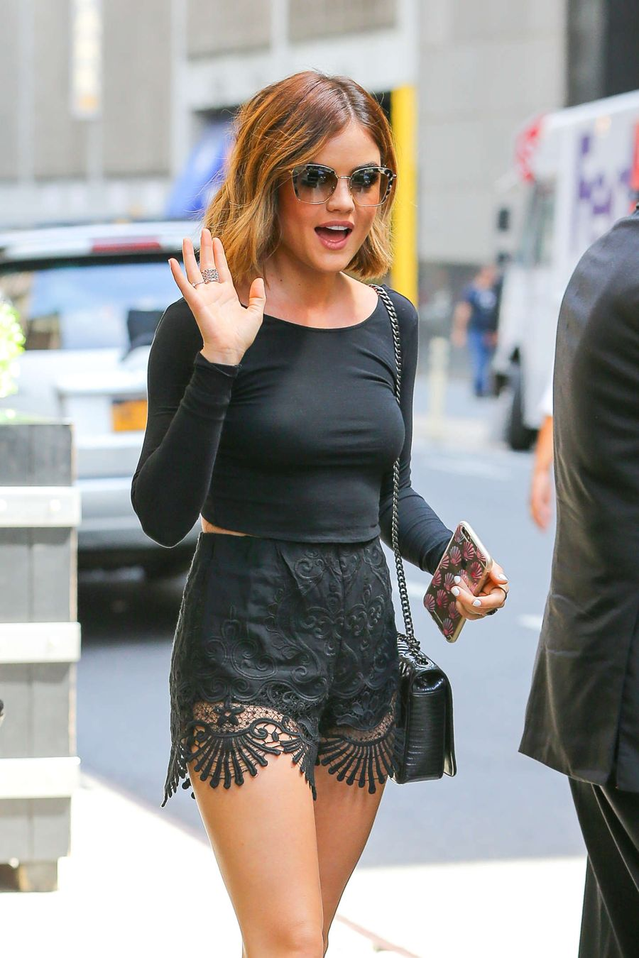 Lucy Hale - AOL BUILD Speaker Series Pretty Little Liars at
