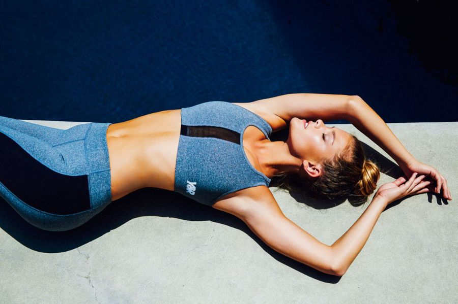 """Nina Agdal - """"Young & Reckless : Vitality"""" Collection"""