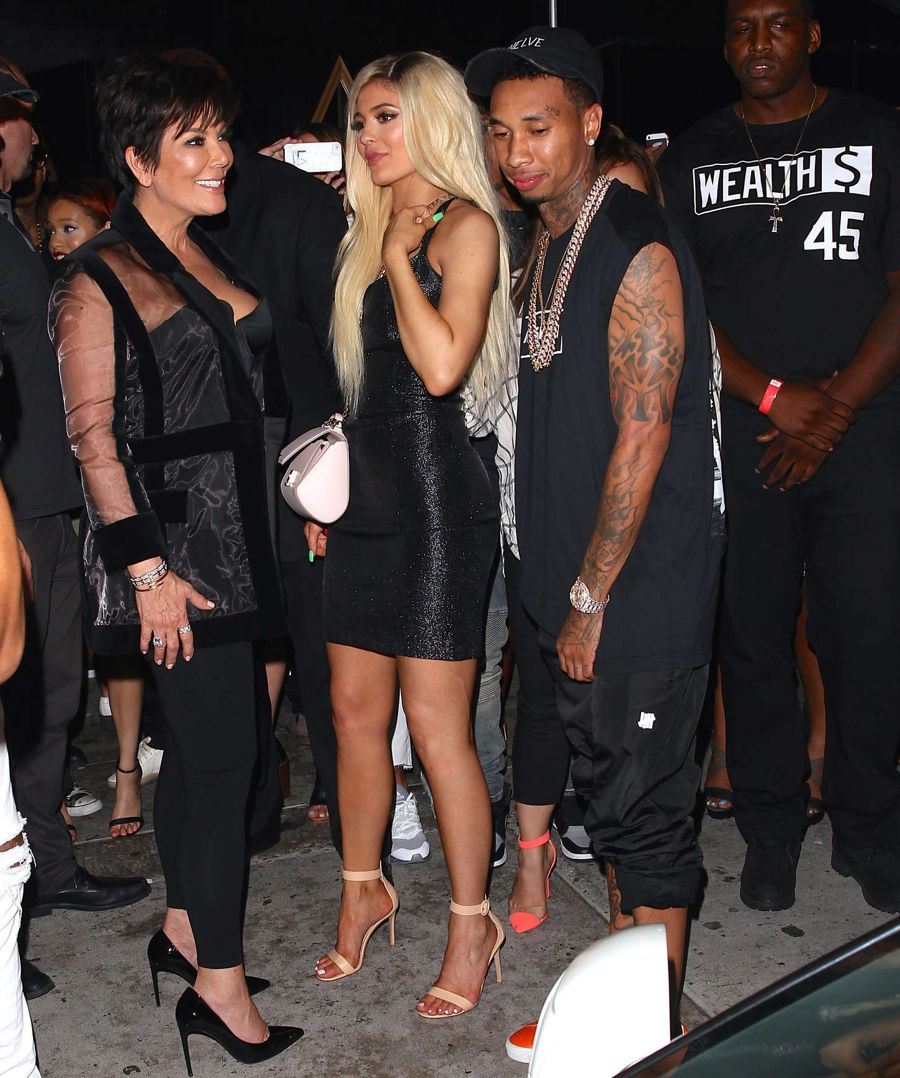Kylie Jenner Birthday Gift - 0,000 Ferrari From Tyga