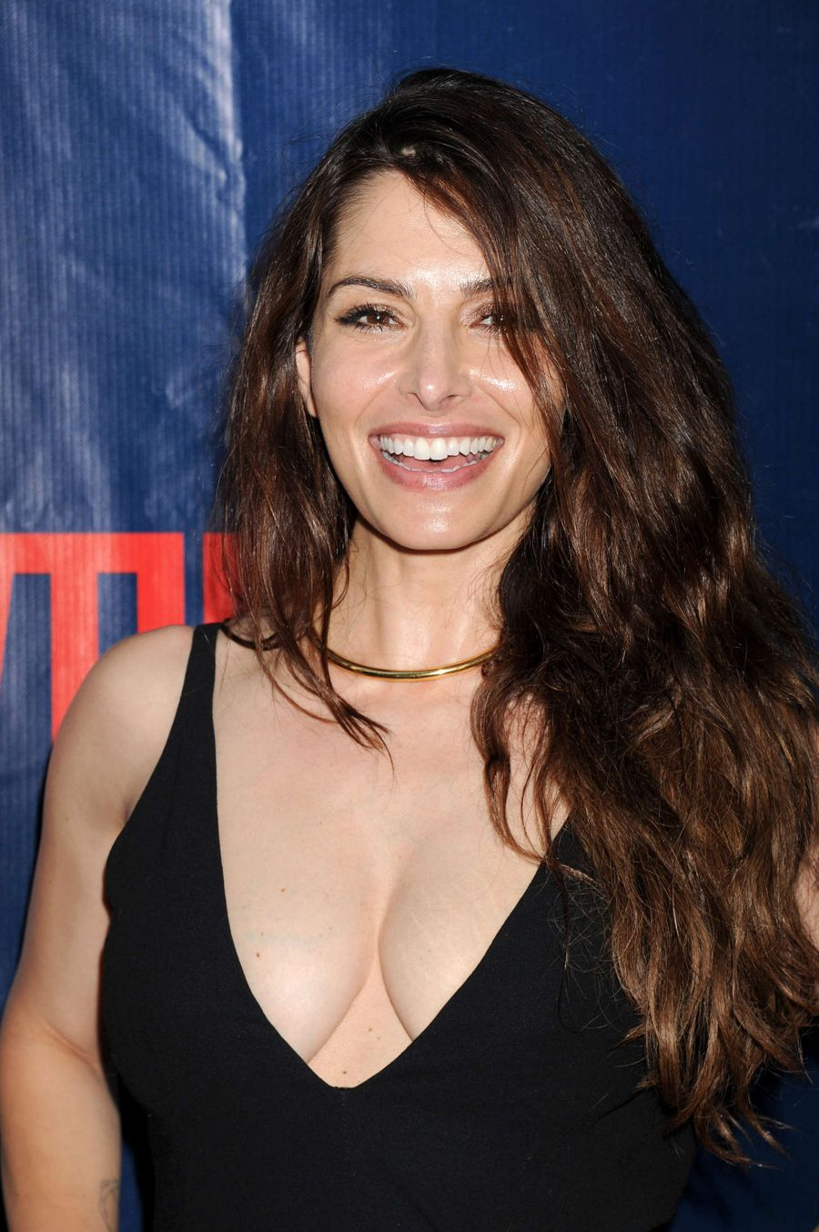 Sarah Shahi - CBS, CW and Showtime TCA Summer Press
