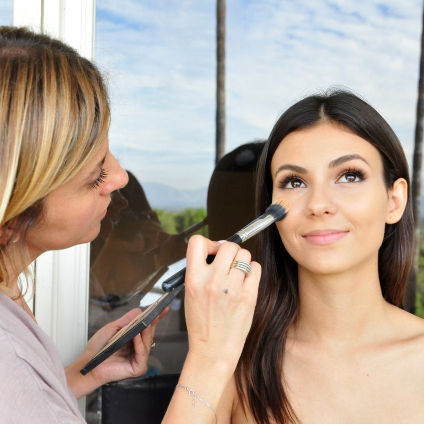 Victoria Justice - Instyle Photoshoot (Aug 2015)