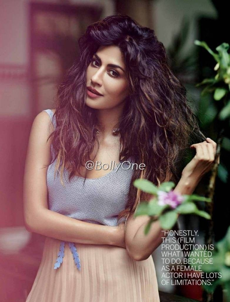 Chitrangada Singh Features on Femina Magazine August 2015