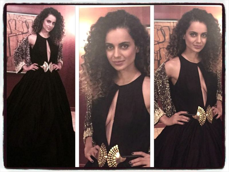 Kangana Ranaut at the Melbourne film festival