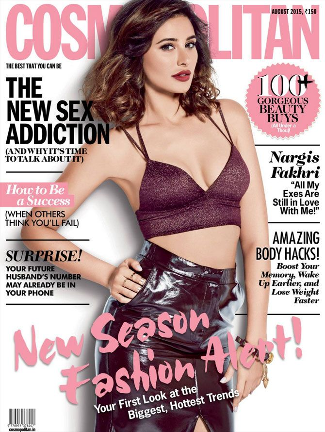 Who is the Hottest August Cover Girl?