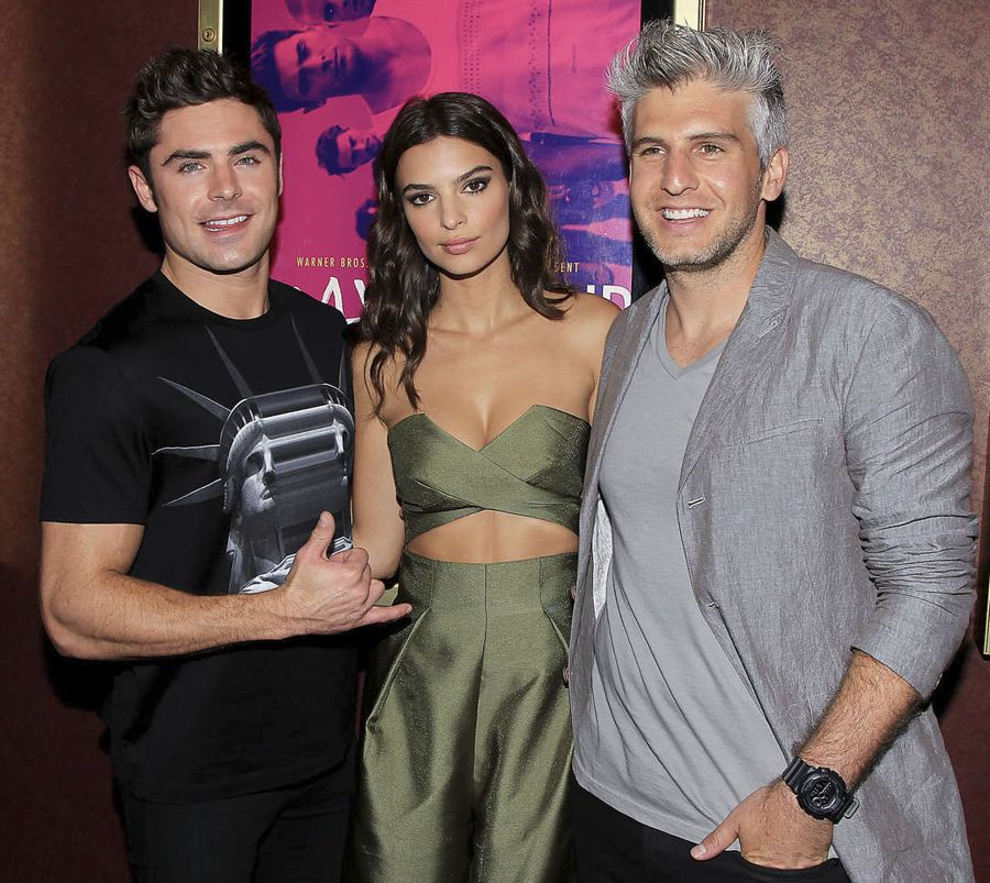 Emily Ratajkowski - 'We Are Your Friends' Screening