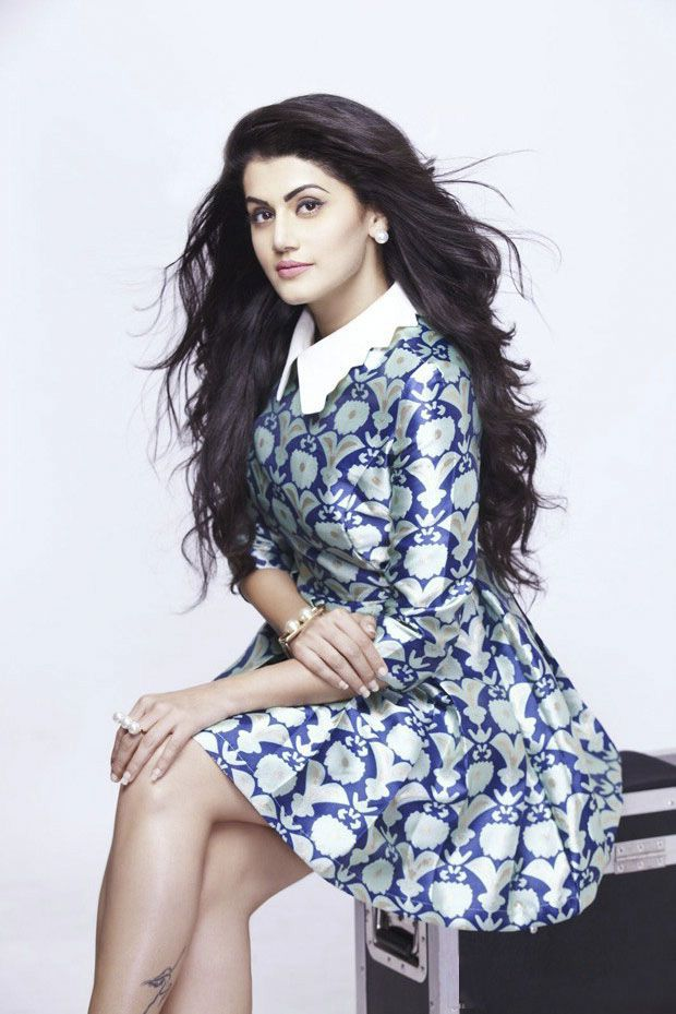 Tapsee Pannu Latest Photo Shoot Photos