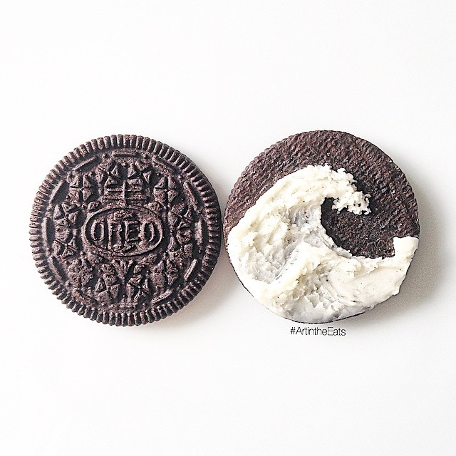 These are the Best of Oreo Art