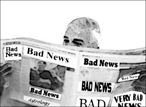 Watching News is Bad for You