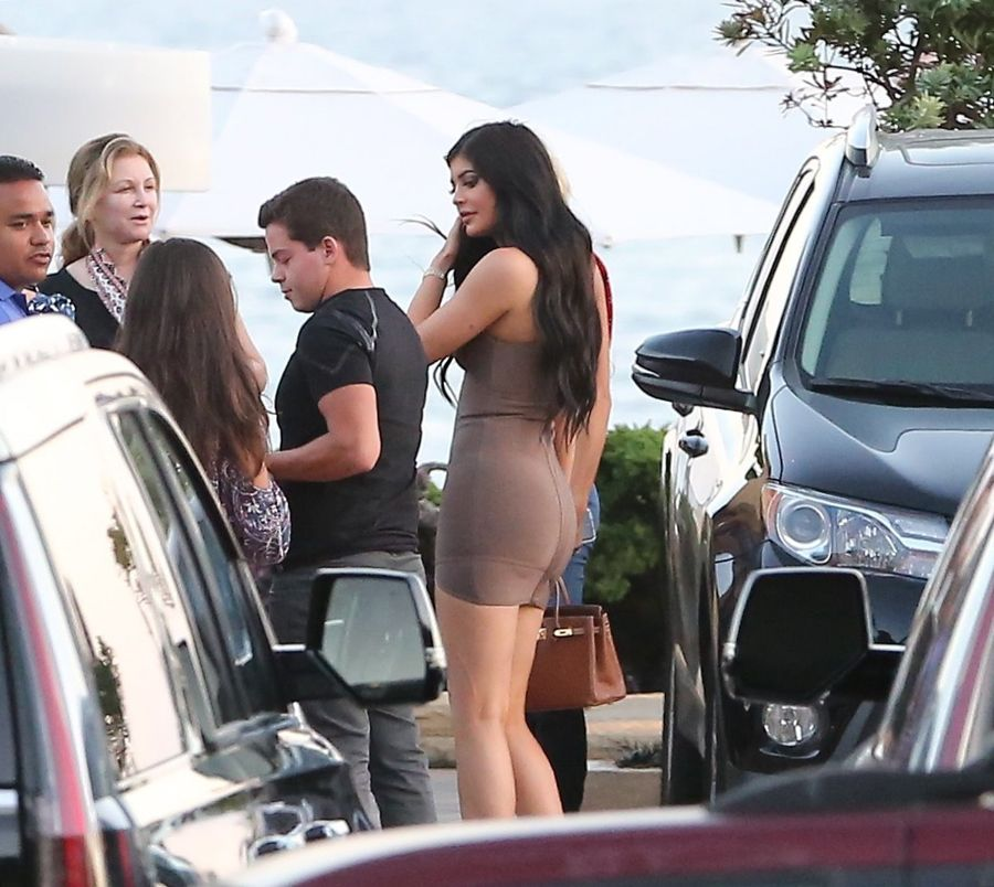 Kylie Jenner - Haute Living Cover Party in Malibu