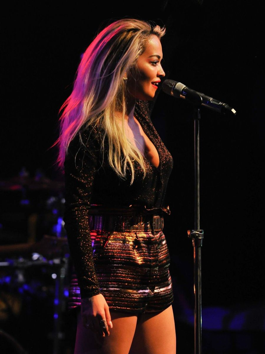 Rita Ora - Performs on U.S. Tour Opener in San Francisco